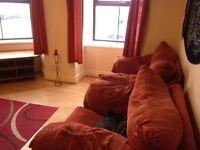 2 / 3 bedroom top floor flat for rent