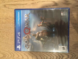 Brand New GOD of WAR game for PS4