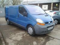 Renault Trafic 1.9TD LL29dCi 100