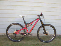 2014 Intense Spider 29 Carbon, Medium, Pike, XT, Mint!