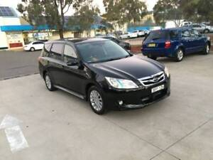 2009 Subaru Liberty Wagon ^ 6 SEATER ^ AUTO 3 MONTH REGO DVD PLY