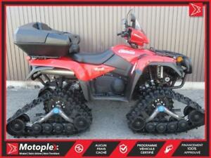 2018 Suzuki KingQuad 750AXi Power Steering SE 60$/SEMAINE