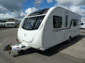 2012 Swift Challenger Sport 564 ****THIS CARAVAN IS NOW SOLD****