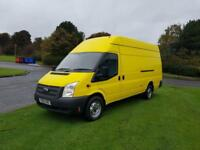 2012 62 PLATE Ford Transit 2.2TDCi ( 100PS ) ( EU5 ) 350 LWB JUMBO