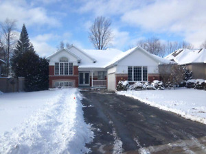 Gorgeous Fully Renovated Raised Bungalow in Wasaga Beach