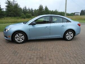 ....SOLD....2012 Chevrolet Cruze LS+ w/1SB Sedan