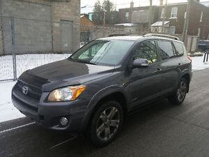 2009 Toyota RAV4 SPORT SUNROOF CAMERA ALLOY WHEEL