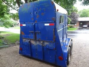 Horse Trailer very small