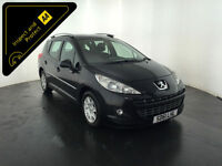 2011 PEUGEOT 207 ACTIVE HDI ESTATE 1 OWNER FULL SERVICE HISTORY FINANCE PX