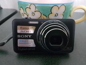 Sony syber-shot Vario Zeiss 16.2 DSC-WX50 $150 obo