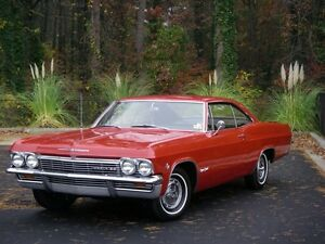 Wanted Impala belair biscayne