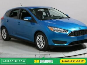 2015 Ford Focus SE A/C GR ELECT MAGS BLUETOOTH CAMERA RECUL
