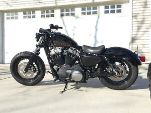 Harley Forty-Eight Low Kms