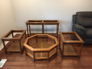Moving Sale - 4 Pice Coffee / End Table set