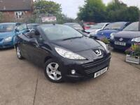 2010 PEUGEOT 207 SPORT CC 1.6 PETROL * NEW CLUTCH *GREAT CONDITION*