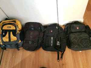 packsacks for sale call or text 7785384448