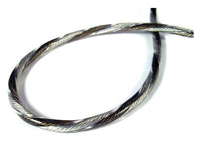 Grade Speaker Cable - KnuKonceptz Karma Twisted Pair 16 Gauge OFC Speaker Cable Wire 25' Marine Grade