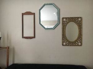 Various Vintage Frames, Mirrors and Pictures Kitchener / Waterloo Kitchener Area image 6