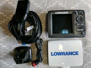 Lowrance Hook 5 fish finder