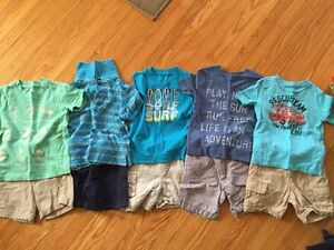 Boys Summer Lot 18-24mths