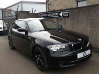 09 09 BMW 118D 2.0 TURBO DIESEL SPORTS HATCH 3DR £30 TAX HEATED SPORTS SEATS A/C