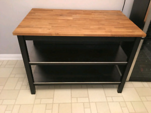 IKEA Kitchen Island - Great Condition