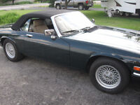 1991 Jaguar Collector Edition Convertible, excellent condition
