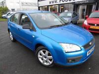 2006 Ford Focus 1.8 125 Sport - Blue - 3 Months Platinum Warranty!