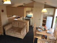Used Cheap Static Caravan Sited
