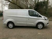 2020 Ford Transit Custom 300 L1 H1 Limited 2.0 130ps EURO 6 PANEL VAN Diesel Man