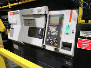 Mazak Quick Turn Nexus 200 CNC Turning Center Lathe  Machine