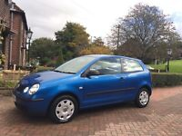 2003 Volkswagen Polo 1.2 Long Mot Drives Great Cheap Insurance