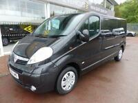 Vauxhall Vivaro 2.0 Cdti 115ps 2900 Sportive L2H1 Lwb Low Roof Panel Van