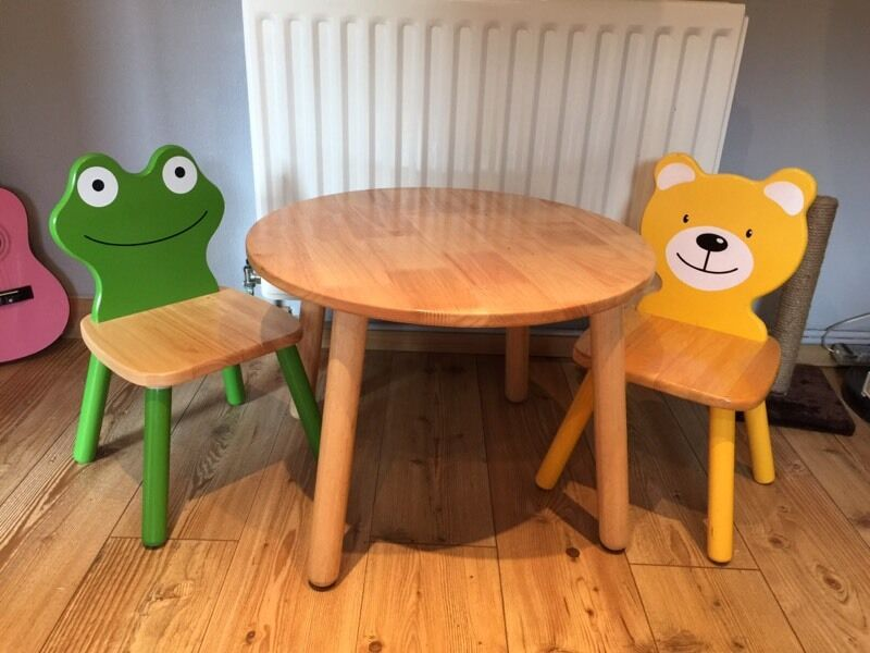 John crane pintoy John Lewis toddler kids table and chairs | in ...