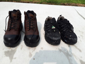 Work Boots and Shoes