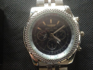 2 Breitling Junior chronoliner watches for sale.