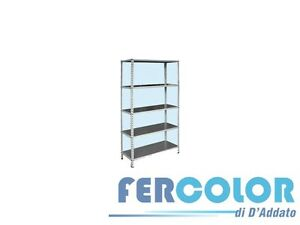 Scaffali metal kit scaffale per dispensa scaffale in for Scaffali per dispensa
