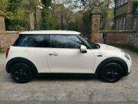 66 PLATE MINI ONE D 1.5 3DR HATCH 19,988 MILES SUPERB EXAMPLE VISUAL BOOST