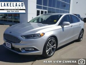 2017 Ford Fusion Titanium  - Leather Seats -  Bluetooth - $160.7
