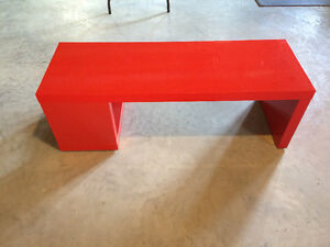 Coffee Table with matching end table - can deliver.