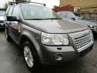 2008 Land Rover Freelander 2 TD4 HSE AUTO 2.2 TURBO DIESEL LEFT HAND DRIVE