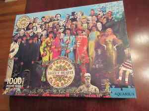 Beatles Sgt Pepper's Lonely Hearts Club Band - 1000 piece puzzle