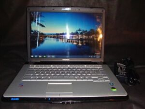 "Toshiba Satellite A200-FT1 1.73GHz15.4"" 300GB HD 2GBRAM Win7Pro"