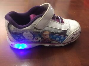 Size 10 Frozen running shoes