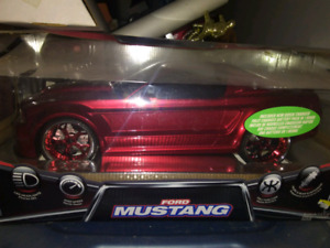 Mustang remote control