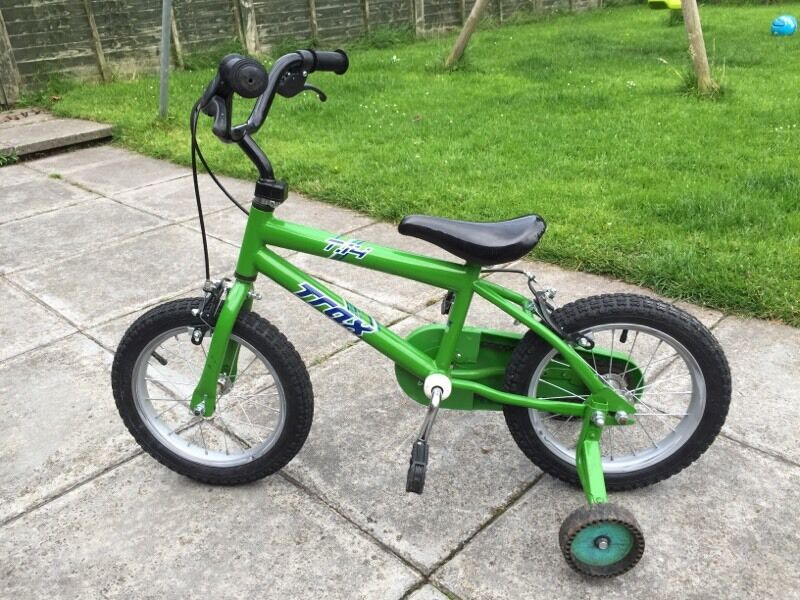 Boys Green Trax Bike In Lurgan County Armagh Gumtree