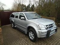 2004 54 Reg Isuzu Rodeo 3.0 Manual