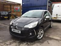 CITROEN DS3 D-Style 1.6 HDI, 2011 **CHEAPEST DS3 ABOUT**TOP SPEC**NEW M.O.T**NICE CAR**BARGAIN!!