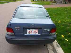 98 Toyota Tercel - Make me an offer