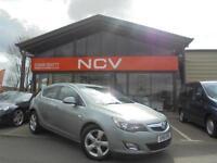 2012 VAUXHALL ASTRA 2.0 CDTi 16V SRi [165] Auto